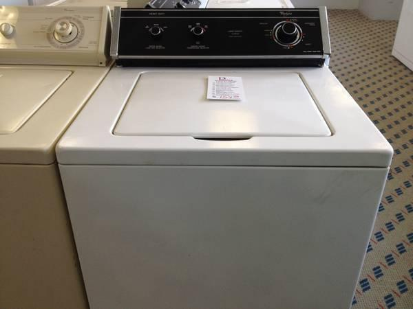 Whirlpool Heavy Duty Washer Washing Machine Used For