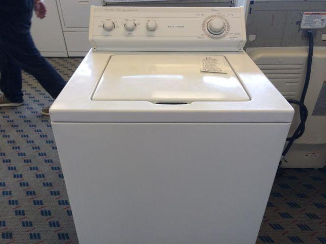 heavy duty washer machine