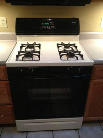 Whirlpool Refrigerator And Gas Stove For Sale For Sale In