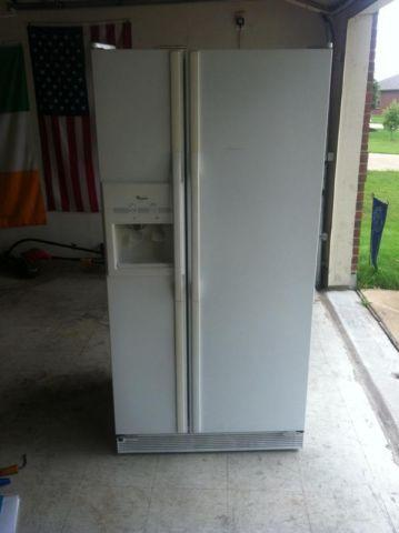 Whirlpool Refrigerator Good Shape For Sale In Melissa