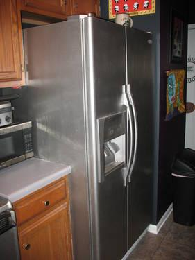 Whirlpool Refrigerator Model Ed5jhextq00 For Sale In