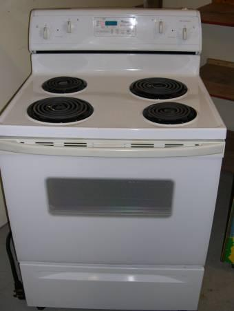Whirlpool Self Cleaning Stove Oven Range For Sale In