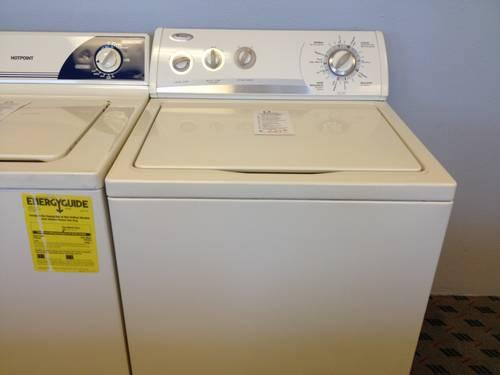 Whirlpool Super Capacity Plus Washer Used For Sale In