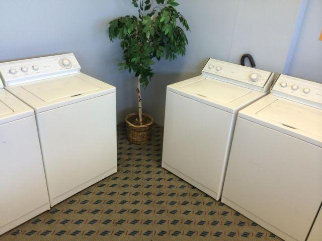Whirlpool Top Load Washer Washing Machine Used For