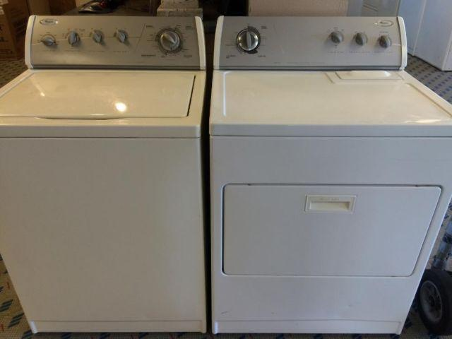 Whirlpool Ultimate Care Ii Mixmatched Washer Amp Dryer