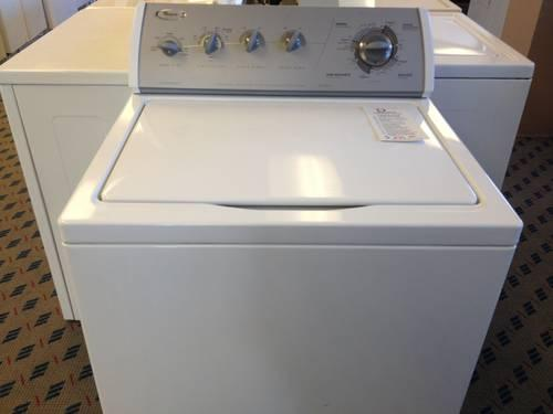 Whirlpool Ultimate Care Ii Washer Used For Sale In