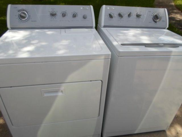 WHIRLPOOL WASHER AND DRYER- KRAZY CHEAP- HOUSTON TX