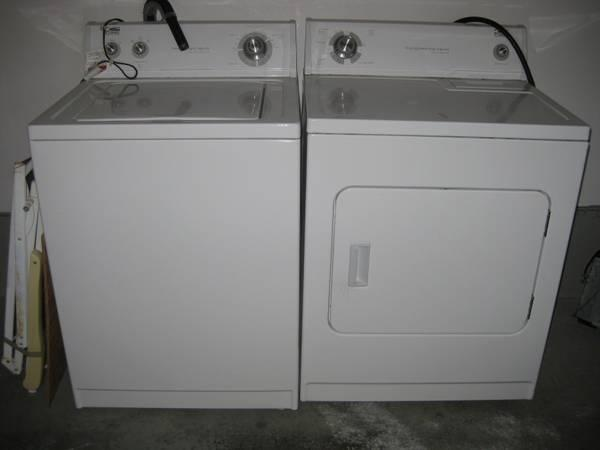 Whirlpool Washer and Dryer - $400
