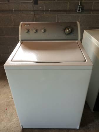 Whirlpool washer and dryer set - $350