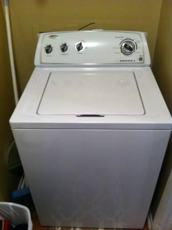 Whirlpool Washer And Dryer Slightly Used For Sale In