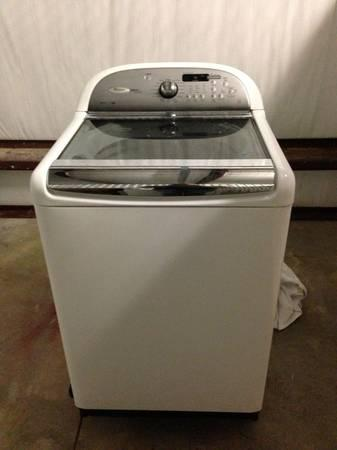 Whirlpool Washer Cabrio Platinum For Sale In Chattanooga