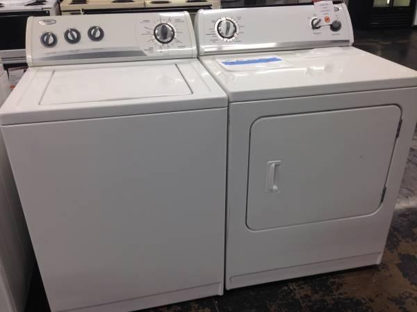 Whirlpool Washer Dryer Set Heavy Duty 6 Month