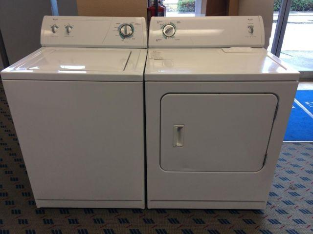 Whirlpool Washer & Dryer Set / Pair - USED for Sale in ...