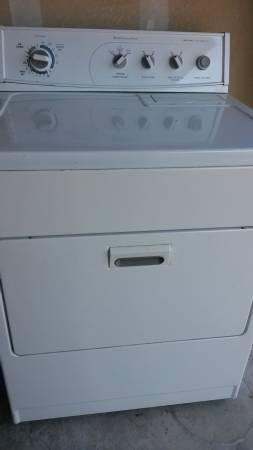 Nice Whirlpool Washer U0026 Kitchenaid Dryer   $175