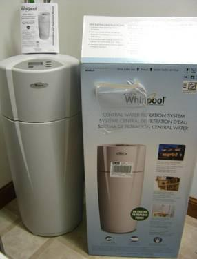 Whirlpool Whole House Central Water Filtration System