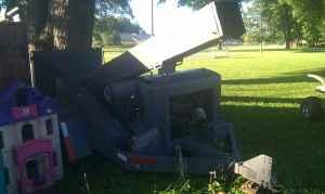 whisper chipper - $2500 (fort maddison ia )