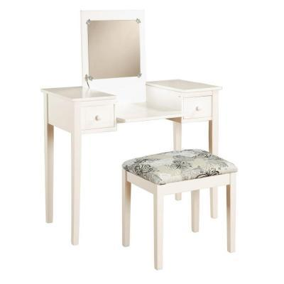 white bedroom vanity with bench for sale in altama georgia classified