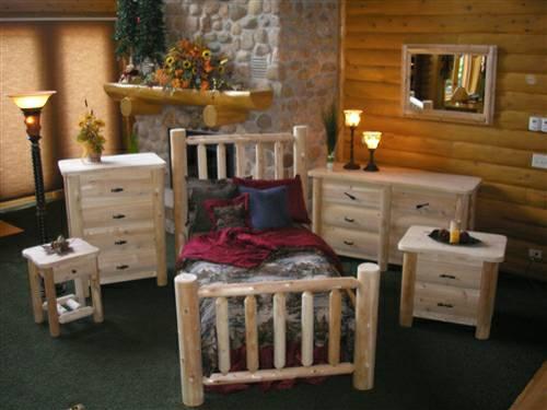 White Cedar Rustic Log Furniture Indoor Outdoor For Sale In Plover Wisconsin Classified