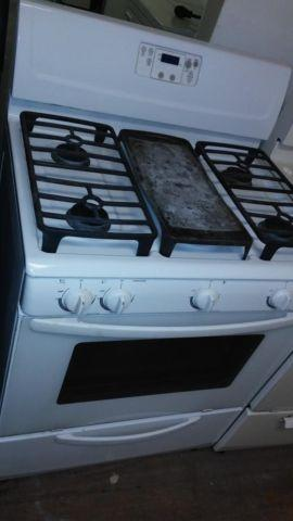 WHITE GAS STOVE 5 BURNER 6 MONTHS WARRANTY