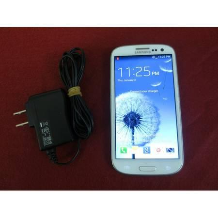 White Samsung Galaxy S3 - Good Condition!!! - $230