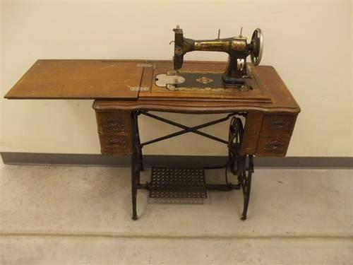 whites sewing machine antique
