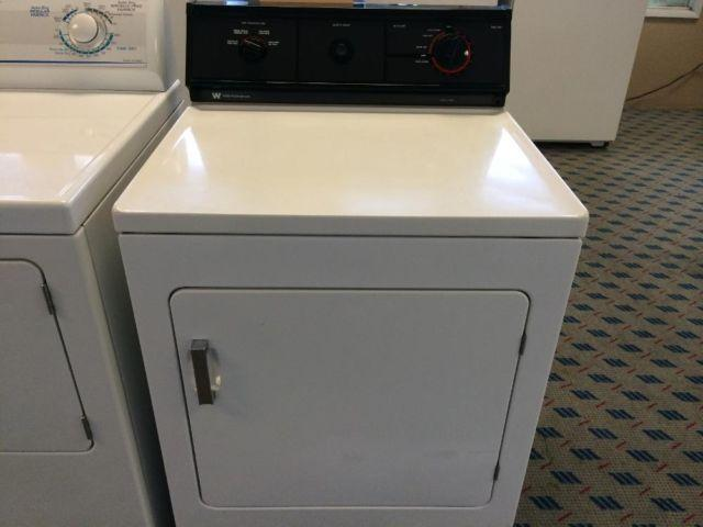White Westinghouse Clothes Dryer Used For Sale In Tacoma