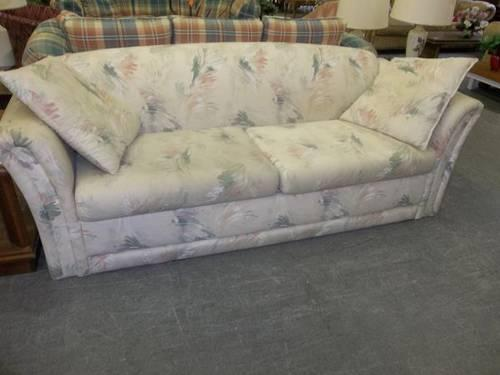 White With Design Lazboy Sleeper Sofa For Sale In Sanford Florida Classified