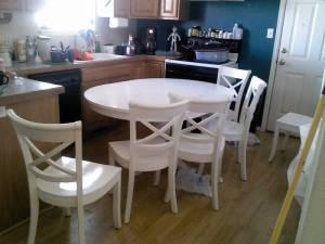 White Kitchen Tables For Sale 2017 Grasscloth Wallpaper