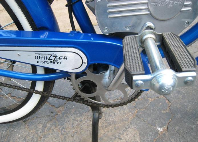 Whizzer motorized bicycle - $1500 South Lake Tahoe