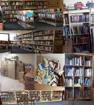 Wholesale lot of books