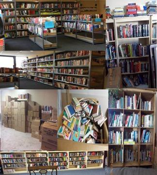 Wholesale Lot of thousands of books - LAST CHANCE