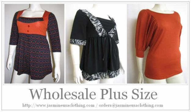 Wholesale womens plus size clothing 1x 2x 3x 4x 5x 6x