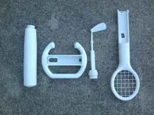 Wii Sports Accessories - $5 (North Knox)