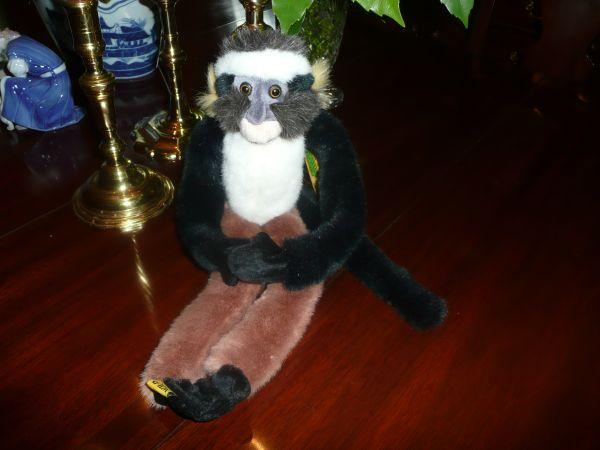 Wild Republic Stuffed Monkey - New - $5 (Wayne, PA)