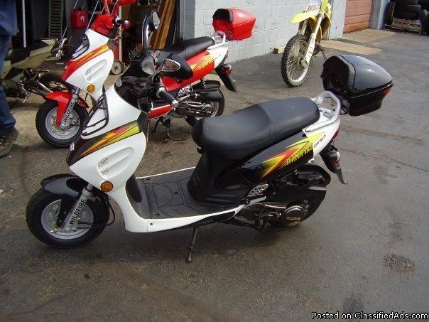 Wildfire Scooter 2008 150cc for Sale in Cincinnati, Ohio ...