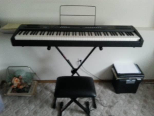 Williams Allegro 88 Key Digital Piano - $225