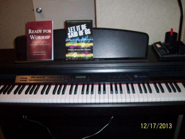 Williams Concert 88-Key Digital Piano