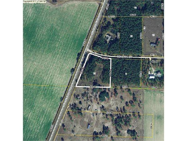 Williston, FL Levy Country Land 4.760000 acre