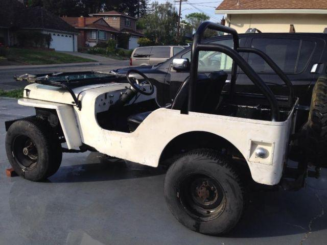 Willys jeep 4x4 for sale