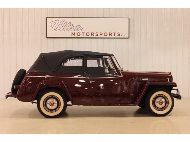 willys jeepster 1948 for sale in fort wayne indiana classified. Black Bedroom Furniture Sets. Home Design Ideas
