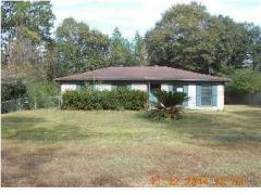 Wilmer, AL, Mobile County Home for Sale 3 Bed 1 Baths