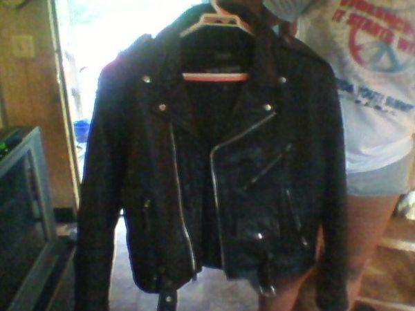Wilson leather jacket - (Bristol fl) for Sale in Tallahassee