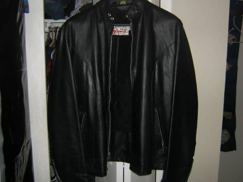 Wilsons Leather Pelle Studio Blazer