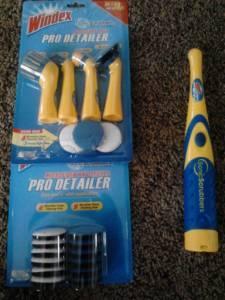 Windex Pro Detailer Sonic Scrubber Willard For Sale In
