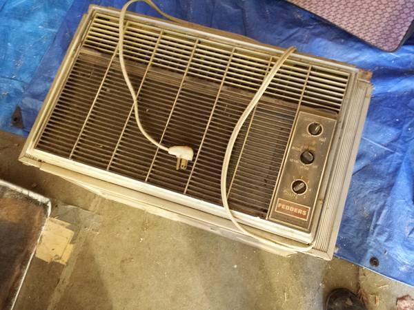 Window Air Conditioner - $30