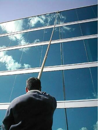Window cleaning - at it's best