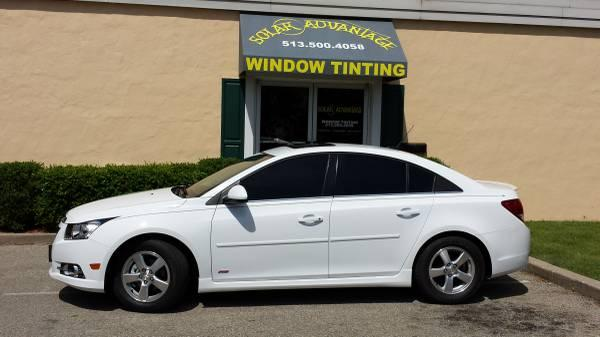 Window tint moving special