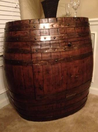 Wine Barrel - $315
