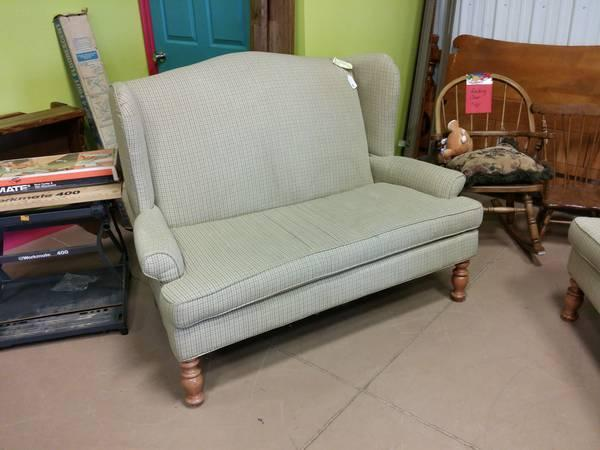 Wing Back Loveseat For Sale In Adamsdale Pennsylvania