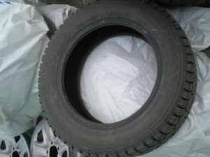 Winter Studded tires 185 / 65 R15 88T - $200 (K-Beach)